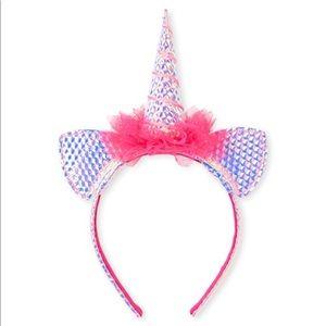 🆕 🦄Girl's Holographic Unicorn Headband